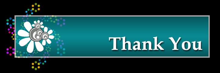 Thank You Black - Horizontal