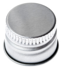 Isolated Aluminum Cap