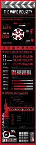 GIE0146 INFOGRAPHIC 연예(영화)