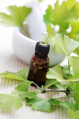 Ginkgo biloba essential oil