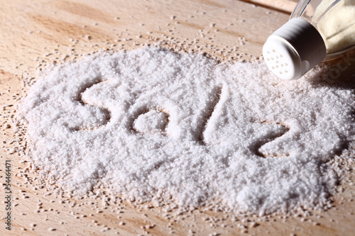 Keuken foto achterwand Kruiderij Salz