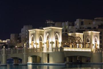 Dubai die Souk Al Bahar