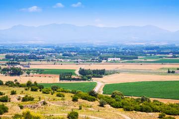Rural view of Alt Emporda comarca