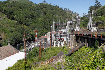 Old hydroelectric facilities