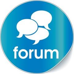 étiquette forum