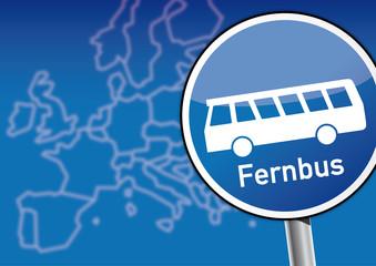Bus, Fernbus, Bahn konkurrenz