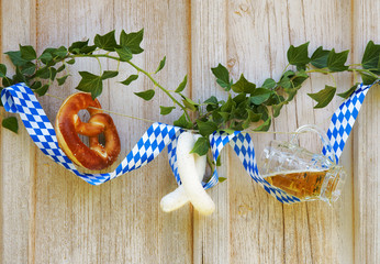 Biergarten, Oktoberfest