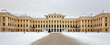 Vienna - Schonbrunn palace from east in winter