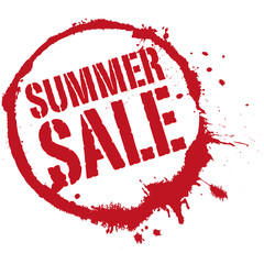 summer sale - sommer aktion