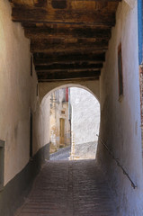 Arco Calabrese. Alberona. Puglia. Italy.