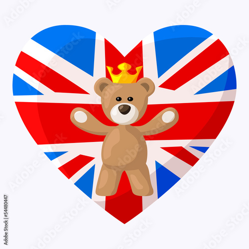 English Teddy Bear