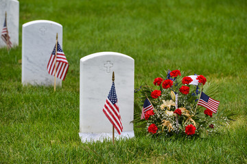 Arlington National Cemetery - Washington DC United States