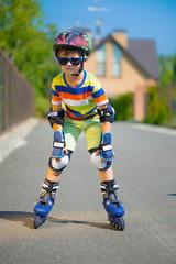 Cute little roller