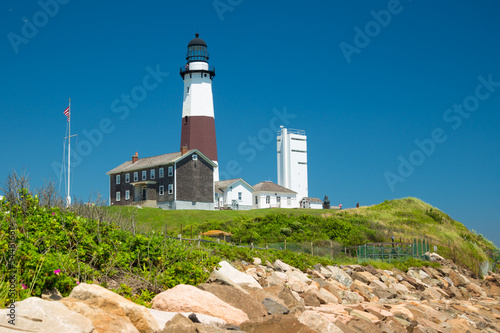 Historic Montauk Lighthouse, Long Island New York