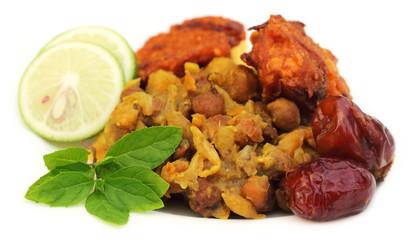 Popular Iftar items for  Ramadan in Bangladesh