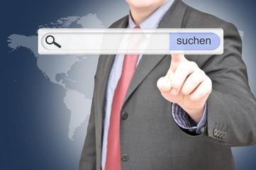 Suchleiste www