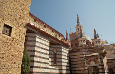 Sant Roma Church, Lloret de Mar, Costa Brava, Spain