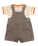 Baby overalls set of clothes