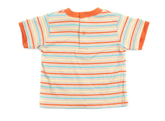 Stripy childrens T-shirt