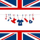 Card Royal Baby Symbols Shirt
