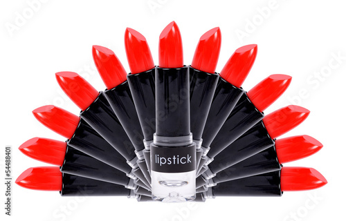 All red lipsticks