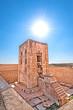 Cube of Zoroaster in Naqsh-e Rustam, north Shiraz, Iran.