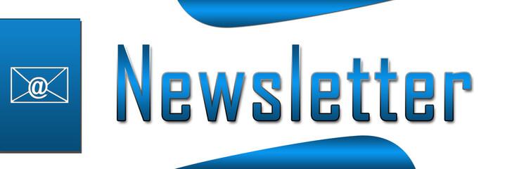 Newsletter Blue Banner