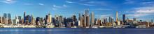 Fototapete - Manhattan skyline panorama, New York City