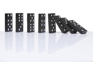 Domino, Dominoeffekt