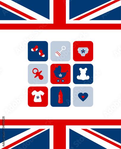 Card Baby 9 Symbols UK