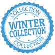 Winter collection stamp