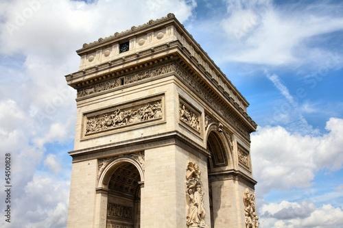 Paris Triumphal Arch