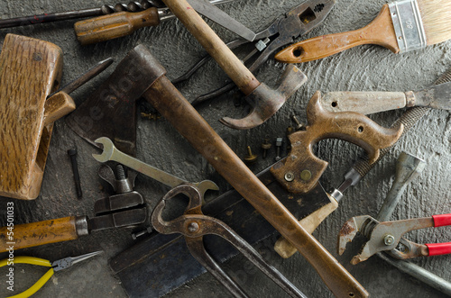 Gritty Hand Tools