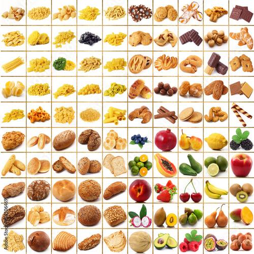gastronomia collage