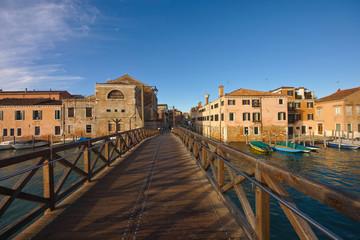 Venedig, castello