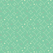 1950s Stars Pattern Background