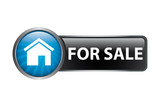 Real Estate for sale - Button
