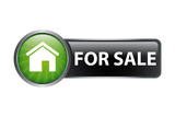 Home for sale - Button