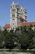 Kirche am Isar-Strand