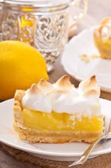 American lemon cake