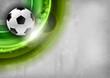 green soccer