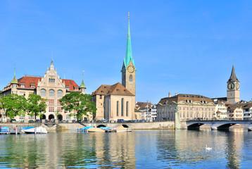 Zurich, Old town
