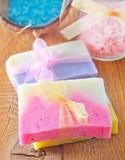 soap and salt