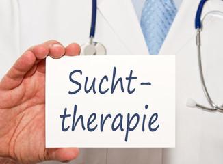 Suchttherapie