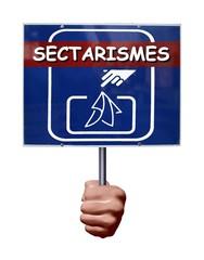 Cesser le sectarisme