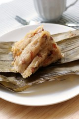 rice dumpling, Chinese tamale