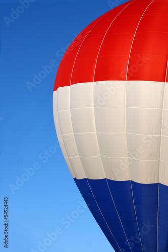 Leinwandbild Motiv Side of Hot Air Balloon