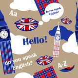english language background