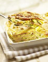 lasagne with zucchini