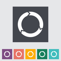 Update flat icon.